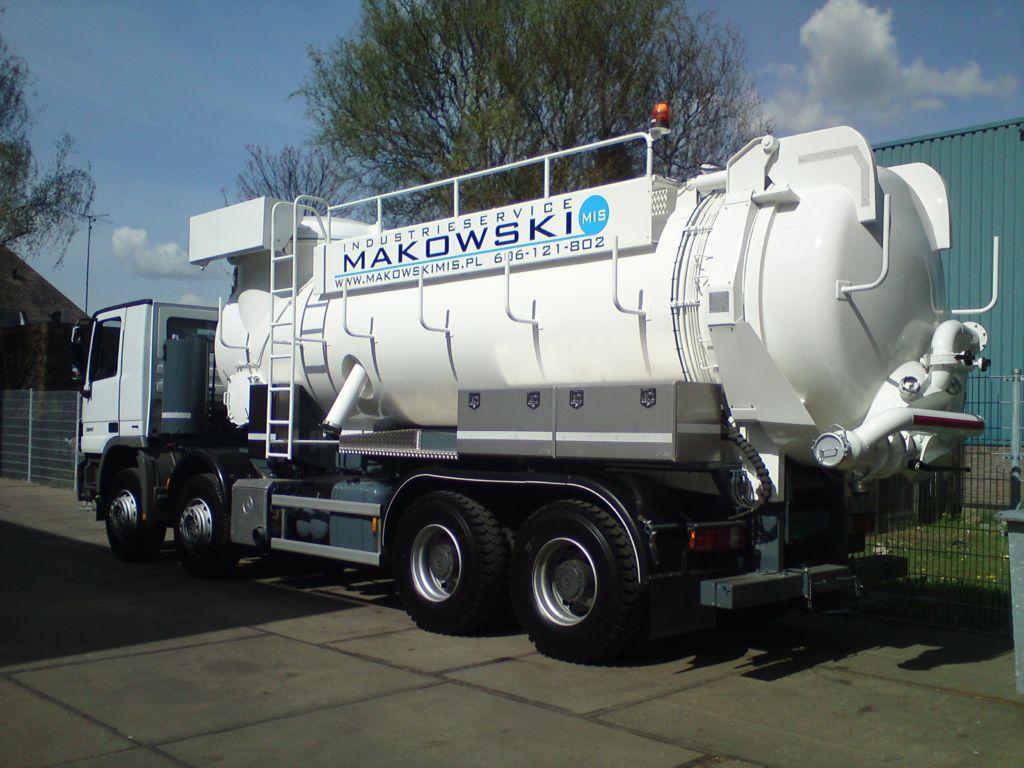 szambowóz Makowski
